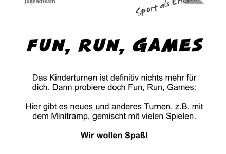 Fun, Run, Games 2015